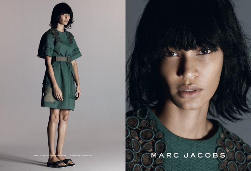 Joan Smalls for Marc Jacobs Spring/Summer 2015 Campaign