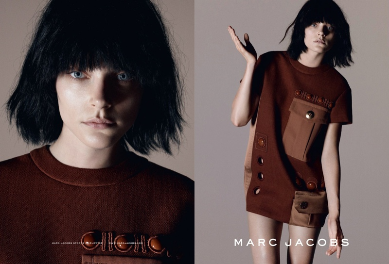 Jessica Stam for Marc Jacobs Spring/Summer 2015 Campaign