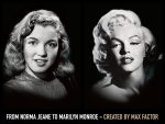 Marilyn Monroe Named  The New Face of Max Factor