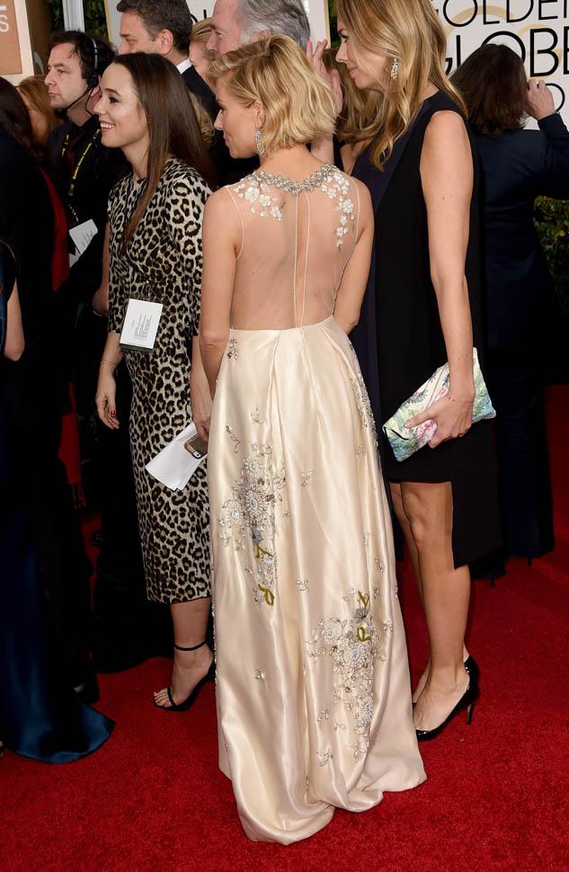 Sienna- Miller- in- Miu- Miu-at -the -72nd -Annual- Golden- Globe -Awards
