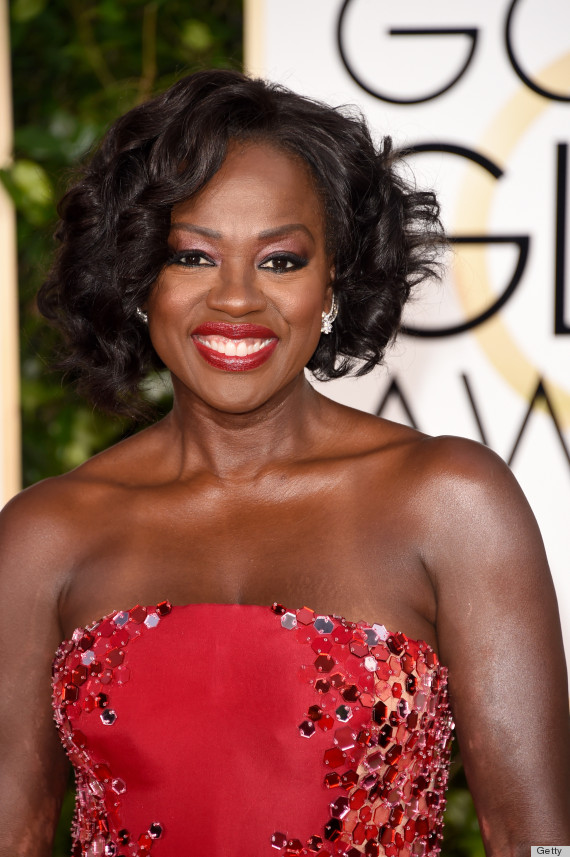viola-davis-72nd-annual-golden-globe-awards-donna-karan