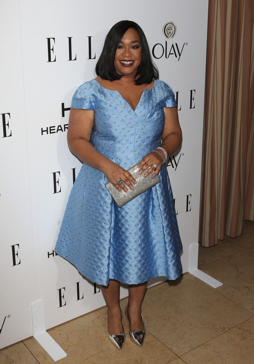 Shonda- Rhimes- -2015 -ELLE- Women- in -Television -Celebration