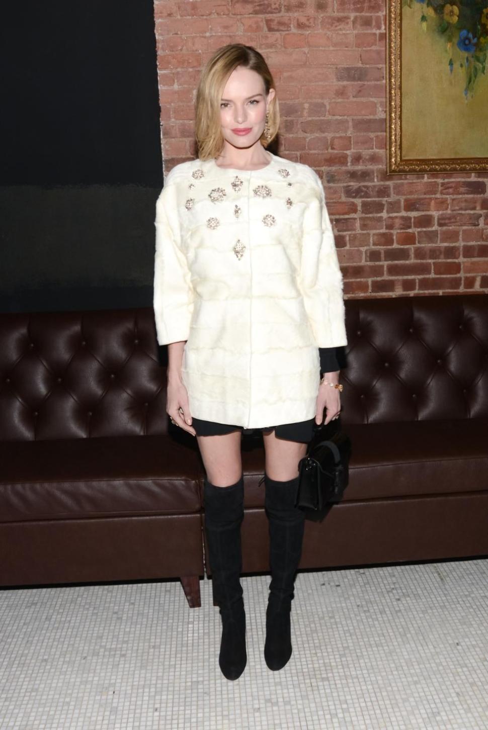 Kate bosworth wears oscar de la renta at the still alice for Oscar de la renta wallpaper