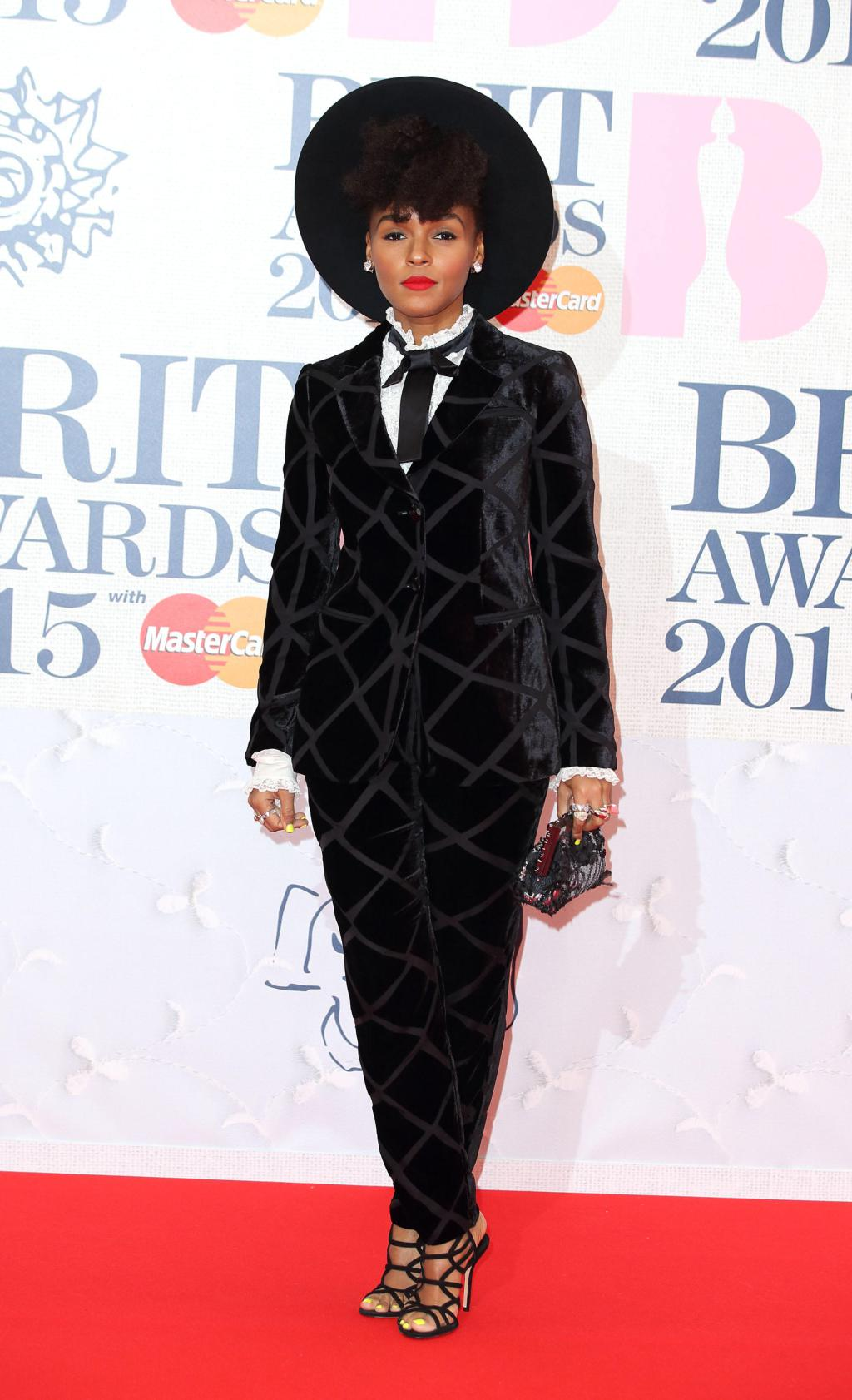 BRIT Awards 2015 – Red Carpet Arrivals