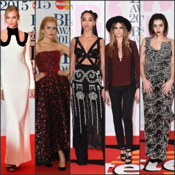 2015-BRIT-Awards-Redcarpet