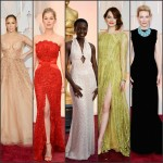 2015 Oscars Awards Best Dressed