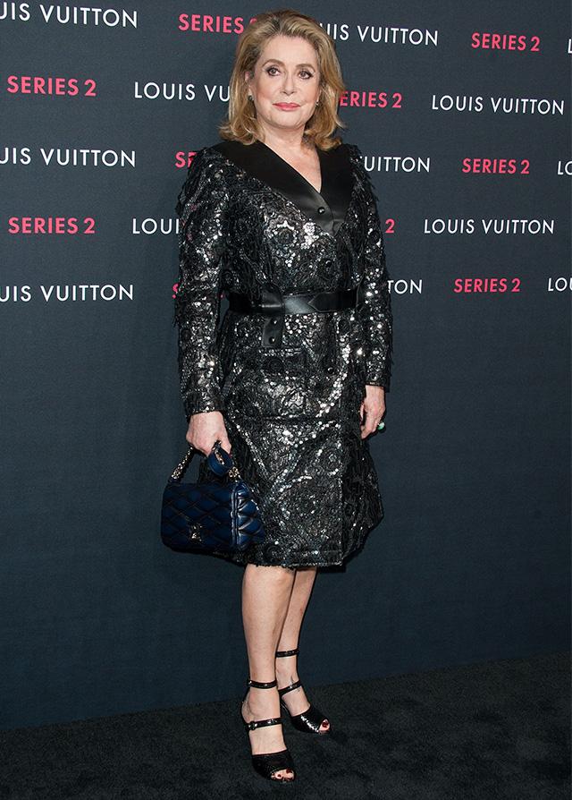 Catherine- Deneuve-Louis- Vuitton -'Series- 2′ -The -Exhibition