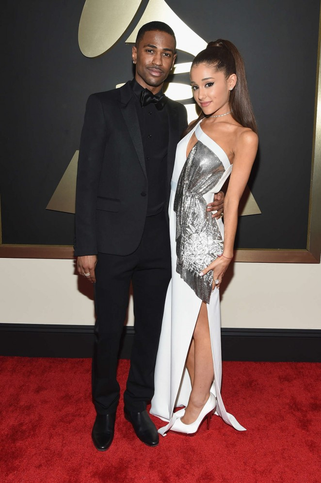 Ariana Grande and boyfriend Big Sean