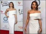 Carmen Ejogo In Solace London  at the 2015 NAACP Image Awards