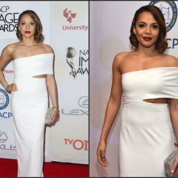 Carmen-Ejogo-In-Solance-London-at-the-2015-Image-Awards