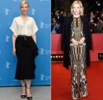 Cate Blanchett in Givenchy at the 'Cinderella' Berlinale International Film Festival Photocall & Premiere