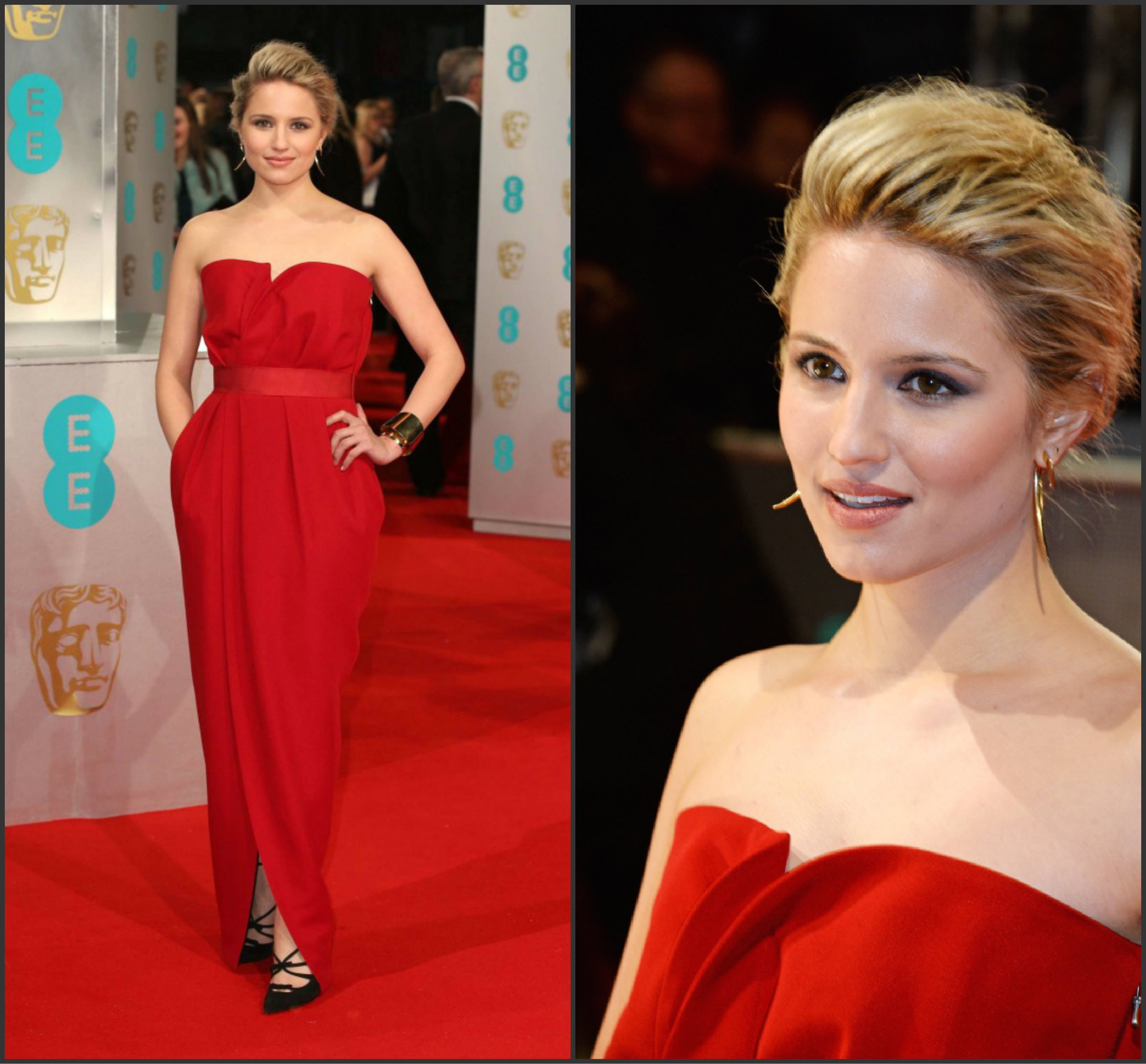 Dianna-Agron-In-Lanvin-at-2015-BAFTAs