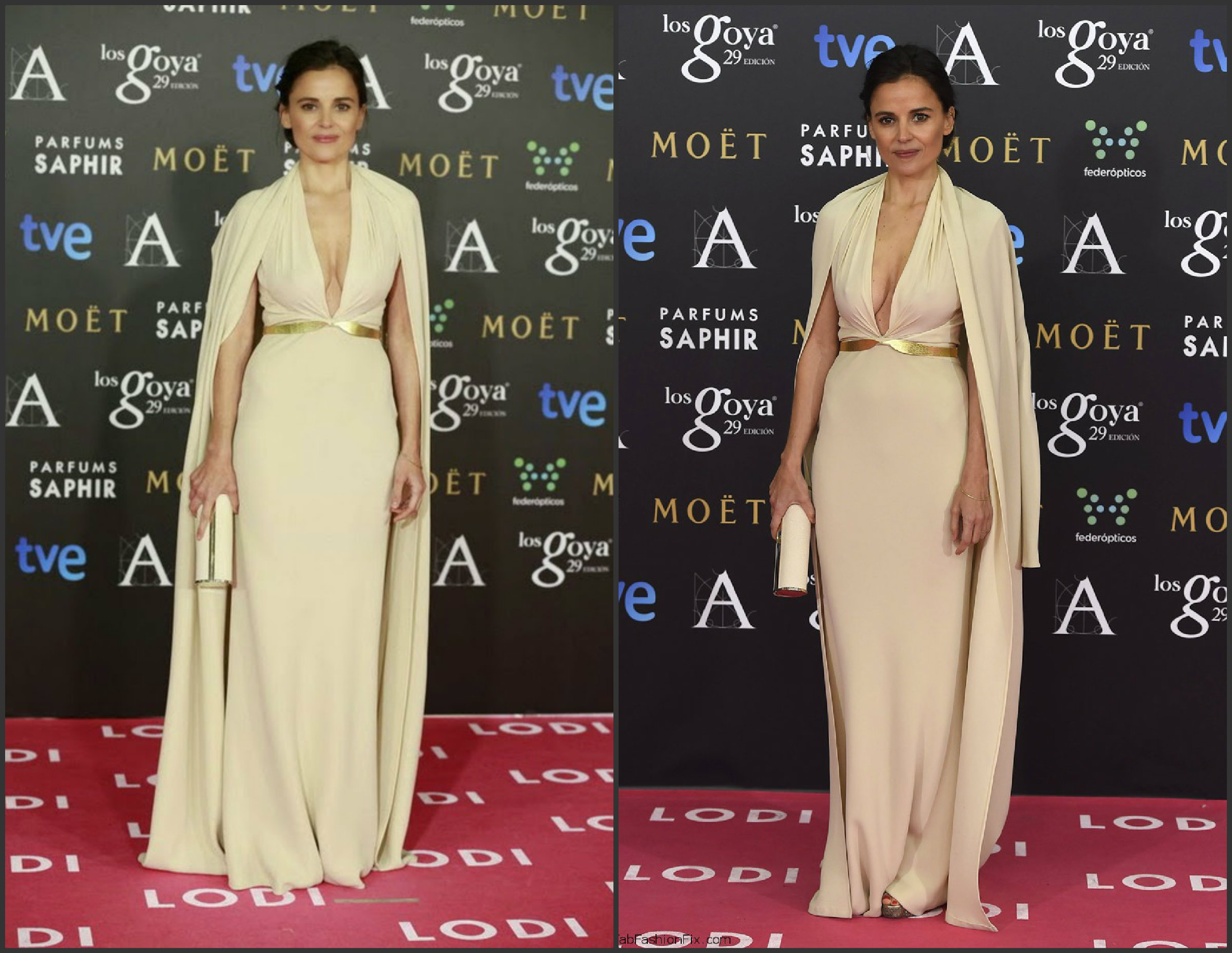 Elena-Anaya-In-Sybilla-at-the-Goya-Awards