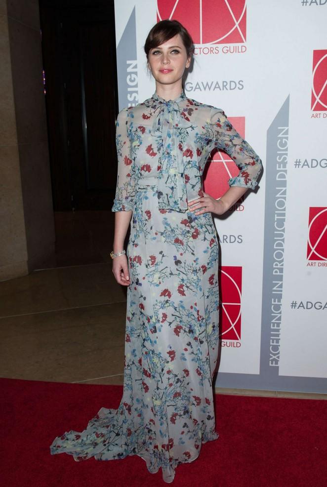 Felicity-Jones--2015-Art-Directors-Guild-Excellence-In-Production-Design-Awards--
