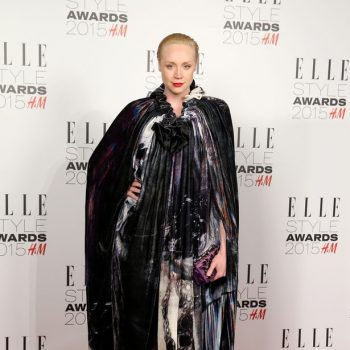 Gwendoline-Christie-attends-the-Elle-Style-Awards-2015