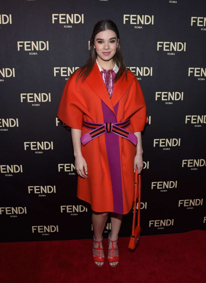 Hailee-Steinfeld--Fendi-NY-Flagship-Boutique-Inauguration-Party-