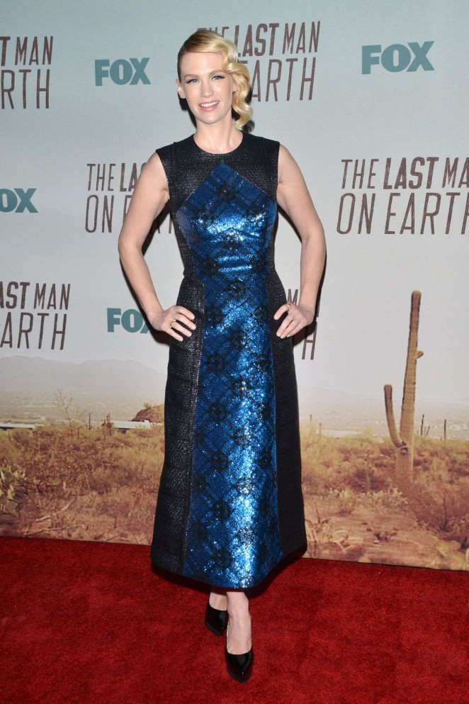 January-Jones--The-Last-Man-on-Earth-LA-Premiere--