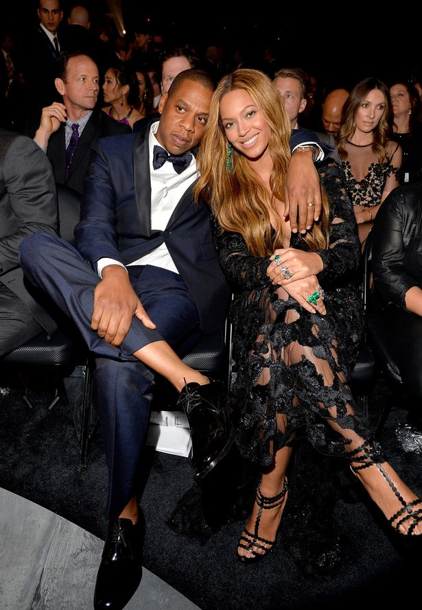 Jay-Z-and-Beyonce-during-The-57th-Annual-GRAMMY-Awards-at-the-STAPLES-Center