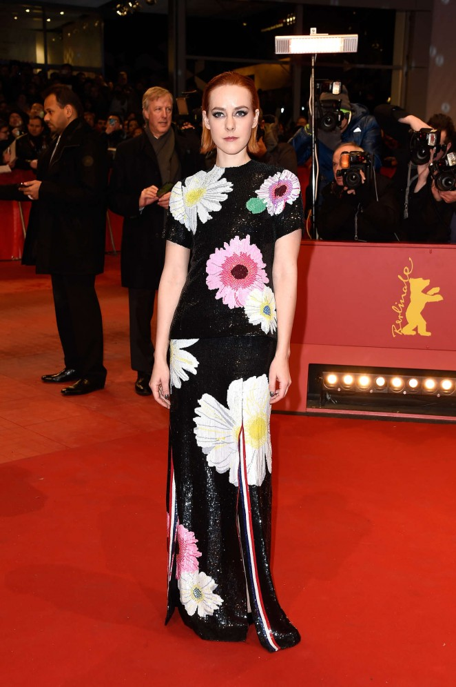 jena-malone-thom-browne-nobody-wants-night-berlin-film-festival-premiere