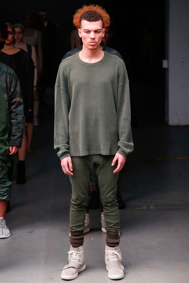 Kanye West Adidas Collaboration: 'Yeezy Season 1′ Collection