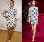 """Kerry Washington  in  Dolce & Gabbana  at the The Limited Collection Inspired By """"Scandal"""" Spring 2015 Launch Event"""
