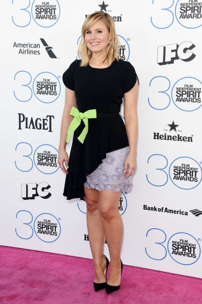 Kristen-Bell--2015-Film-Independent-Spirit-Awards-