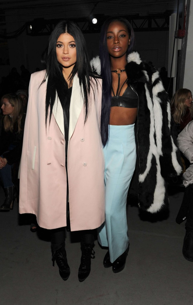 Kylie-Jenner--3-1-Phillip-Lim-Fashion-Show-2015
