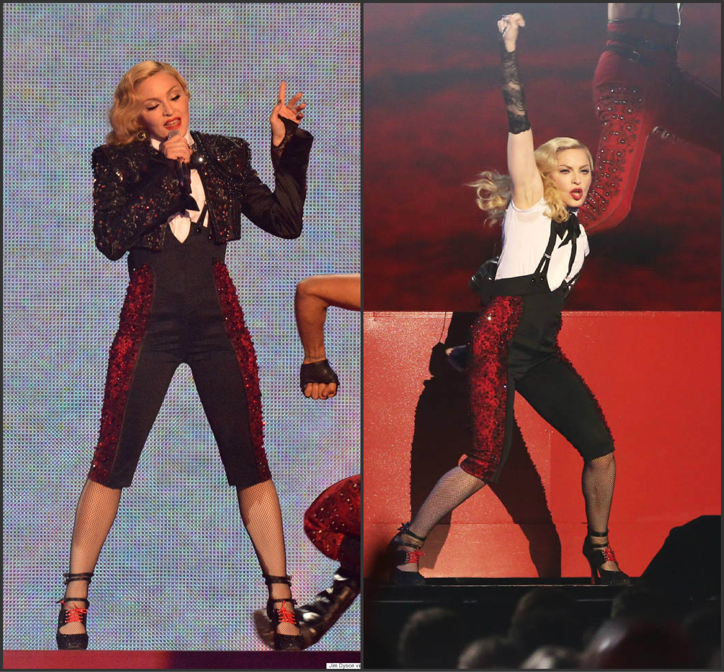 Madonna-In-Armani-Prive-&-Nicolas-Jebran-at-the-2015-Brit-Awards