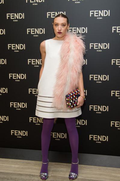Mia+Moretti+Fendi+Celebrates+Opening+New+York+