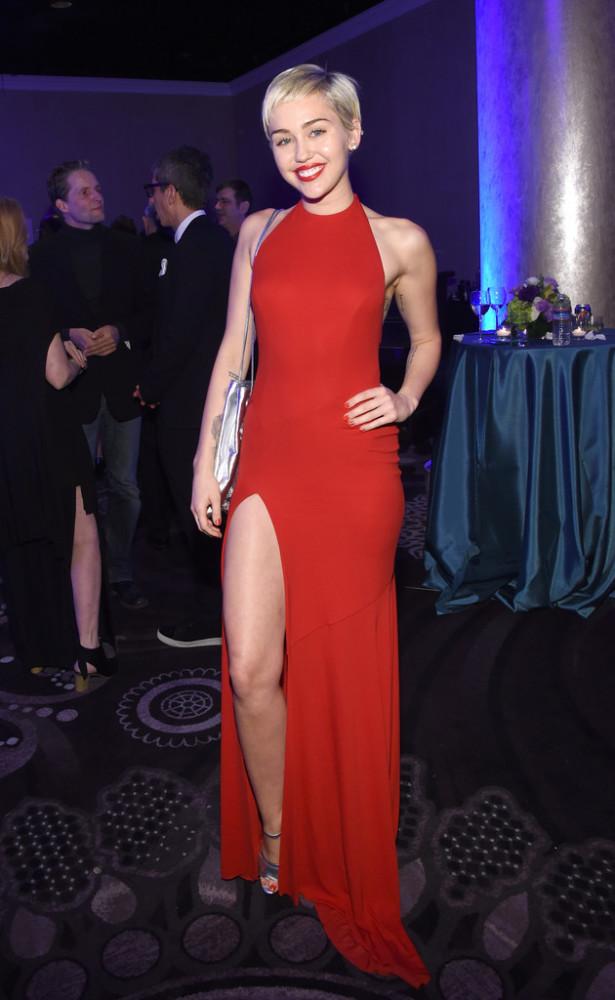 Miley-Cyrus-Pre-GRAMMY-Gala-Salute-Industry
