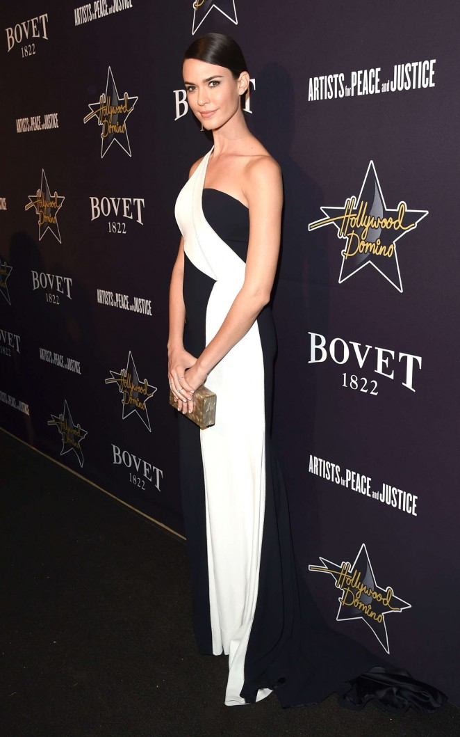 Odette-Annable--2015-Hollywood-Domino-Gala
