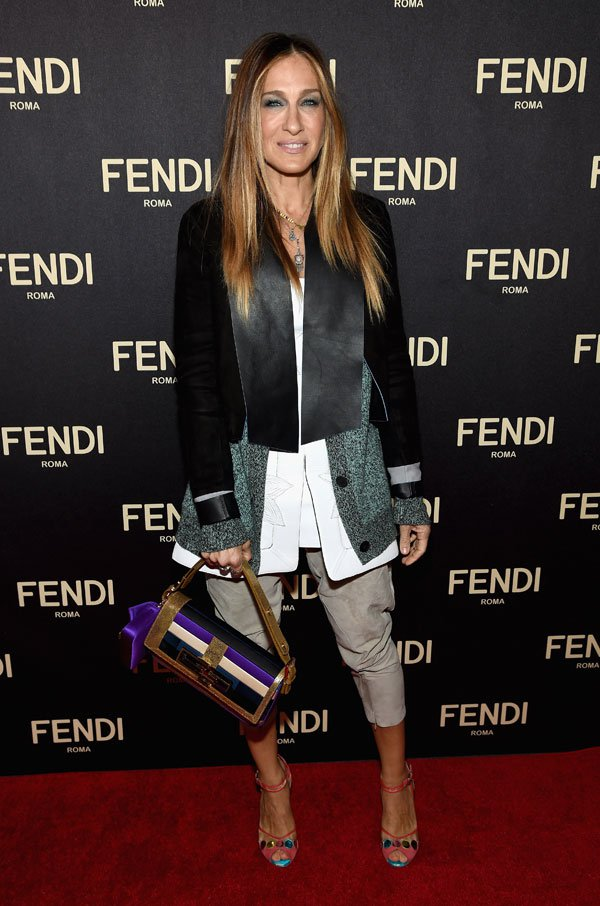 Sarah -Jessica- Parker -FENDI-Store-5