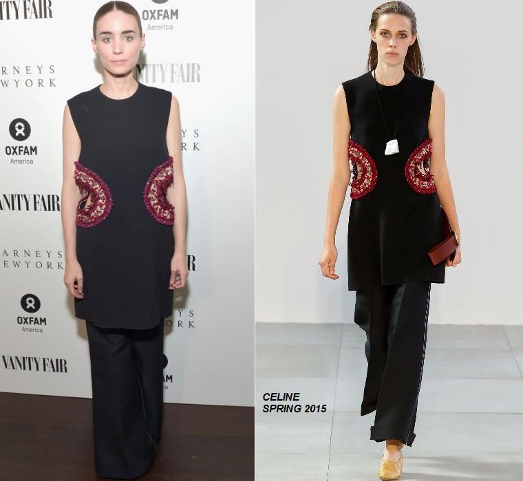 rooney-mara-celine-vanity-fair-barneys-new-york-dinner-benefiting-oxfam
