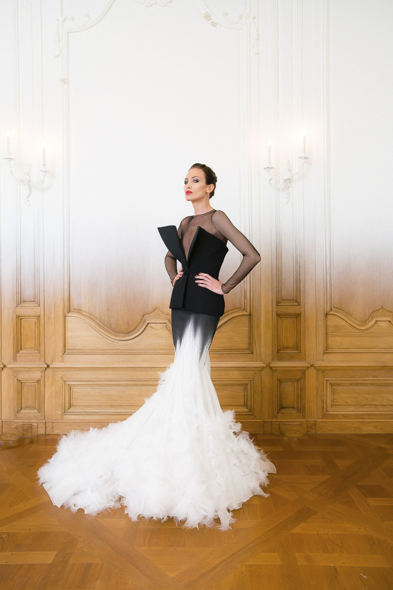 Stéphane Rolland Fall 2014 Couture