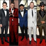 The 2015 Grammy Awards Redcarpet Men