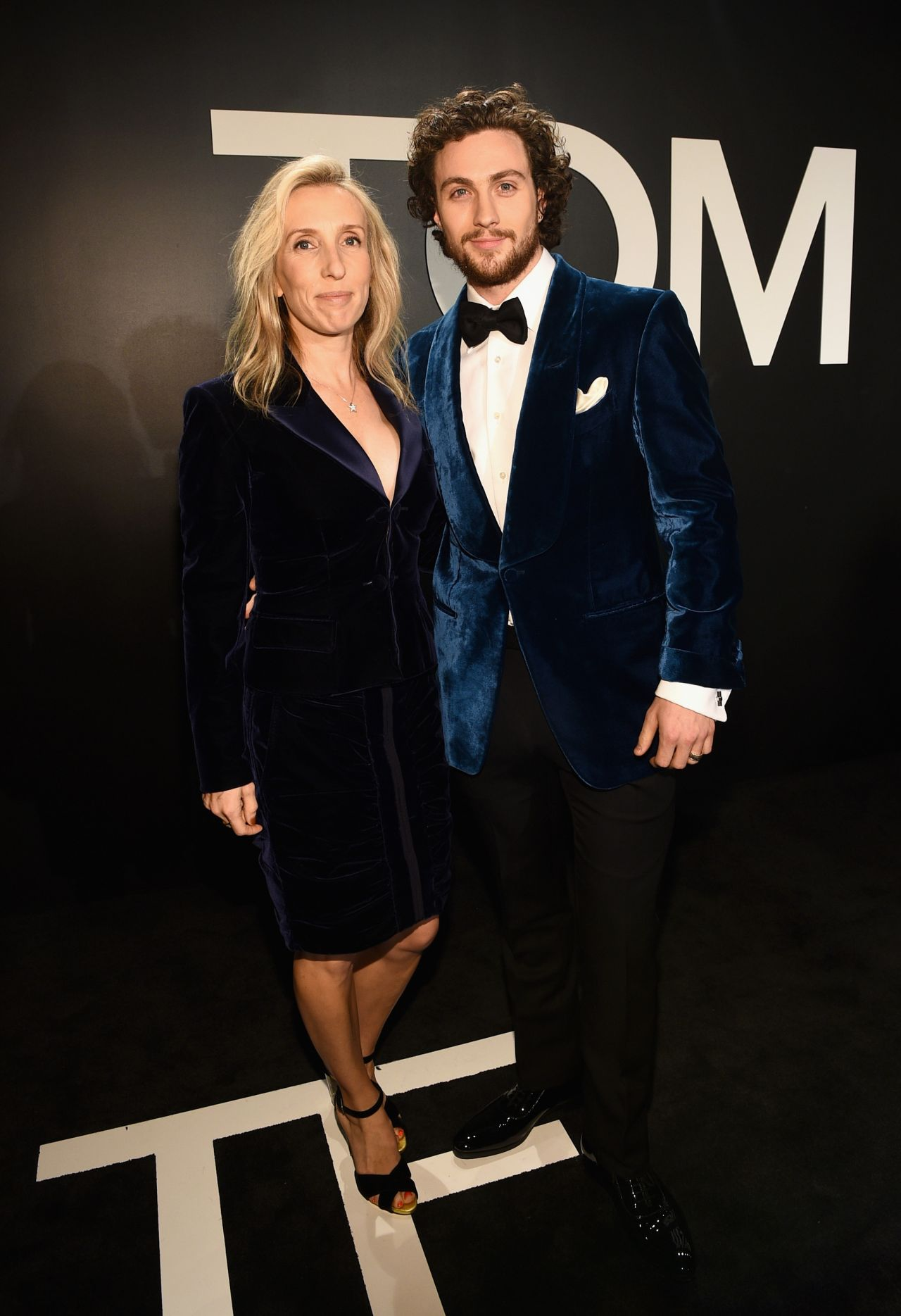 aaron-taylor-johnson-tom-ford-autumn-winter-2015-womenswear-collection-presentation-in-los-angeles_2