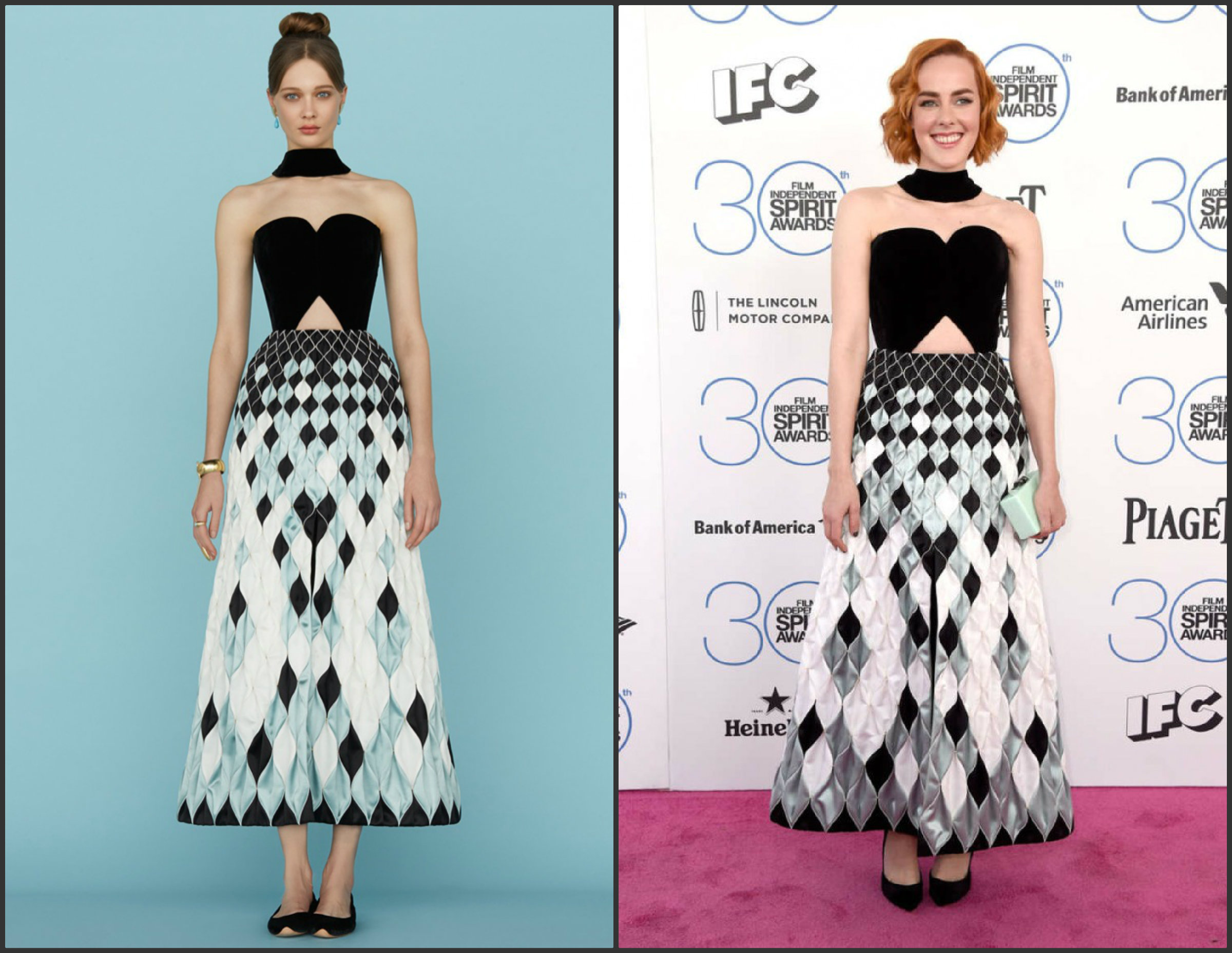 jena-Malone-In-Ulyana-Sergeenko-Couture-2015-Film-Independent-Spirit-Awards