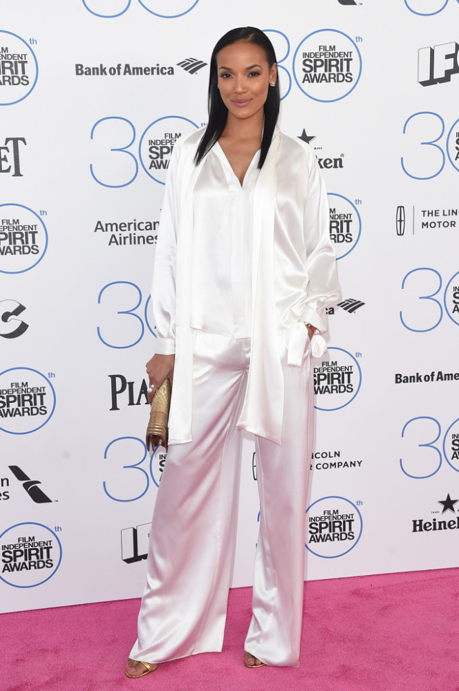 selita-ebanks-2015-Film-Independent-Spirit-Awards-Arrivals