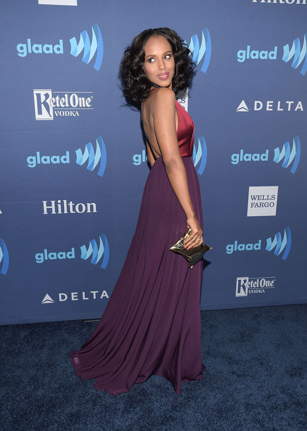 kerry-washington-in-hellessy-26th-annual-glaad-media-awards