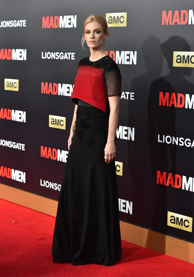 january-jones-in-prabal-gurung-mad-men-black-red-ball/