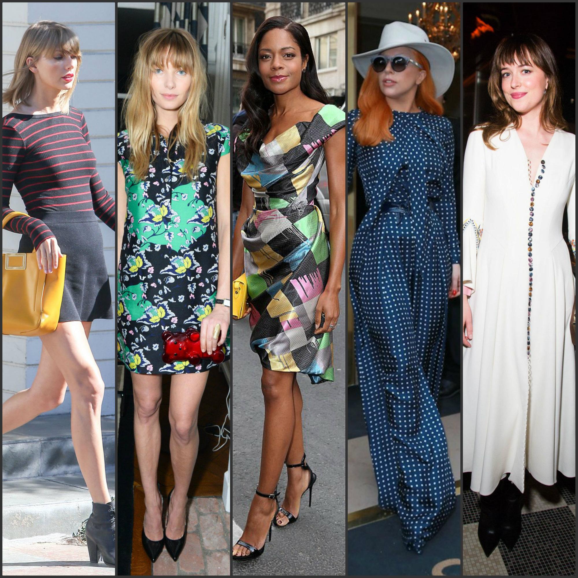Celebrity Style Fashion Sizzle