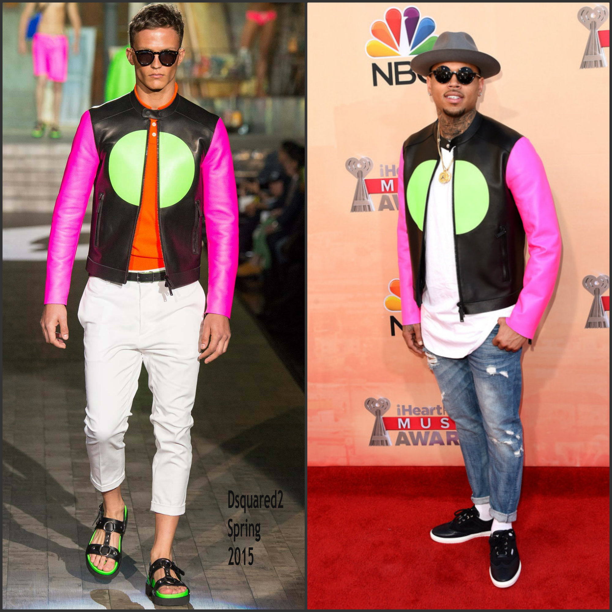 Chris-Brown-in-Dsquared2-at-the-iheartradio-music-Awards
