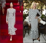 Gwen Stefani In Dolce & Gabbana  at  The Hollywood Reporters' 25 Most Powerful Stylists in Hollywood Luncheon