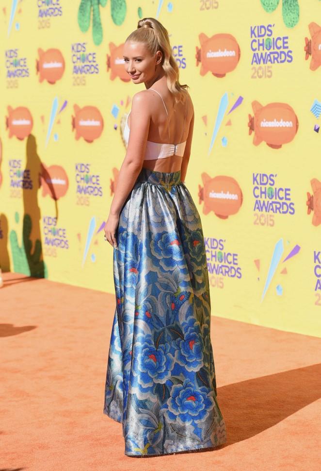 Iggy-Azalea--2015-Nickelodeon-Kids-Choice-Awards-