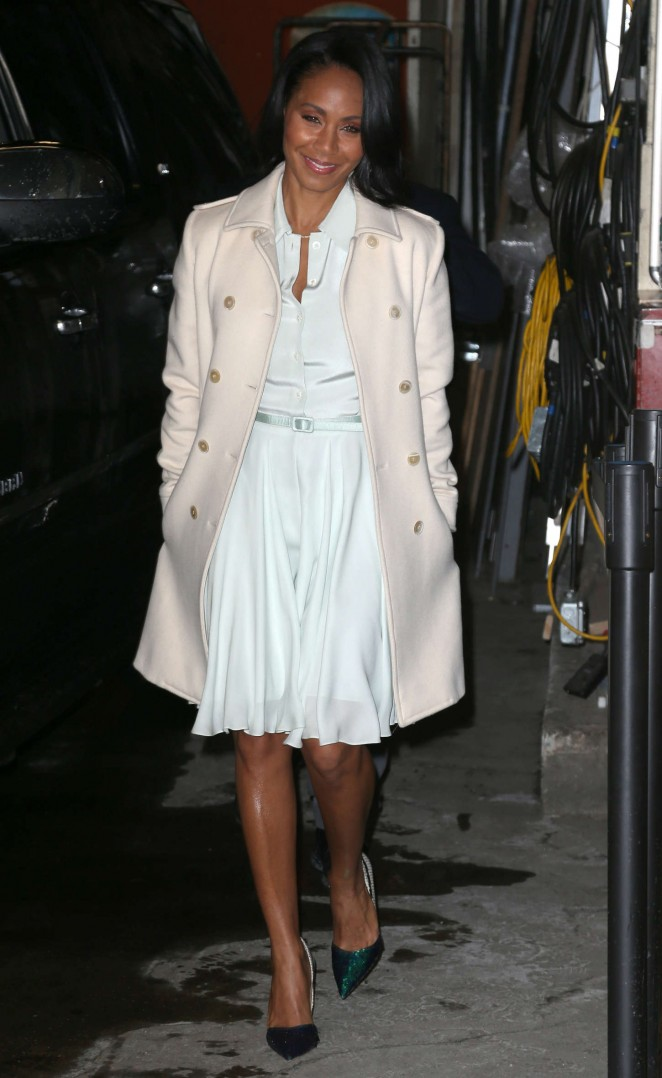 Jada-Pinkett-Smith--Arrive-at-Live-with-Kelly-and-Michael-Studios-nyc
