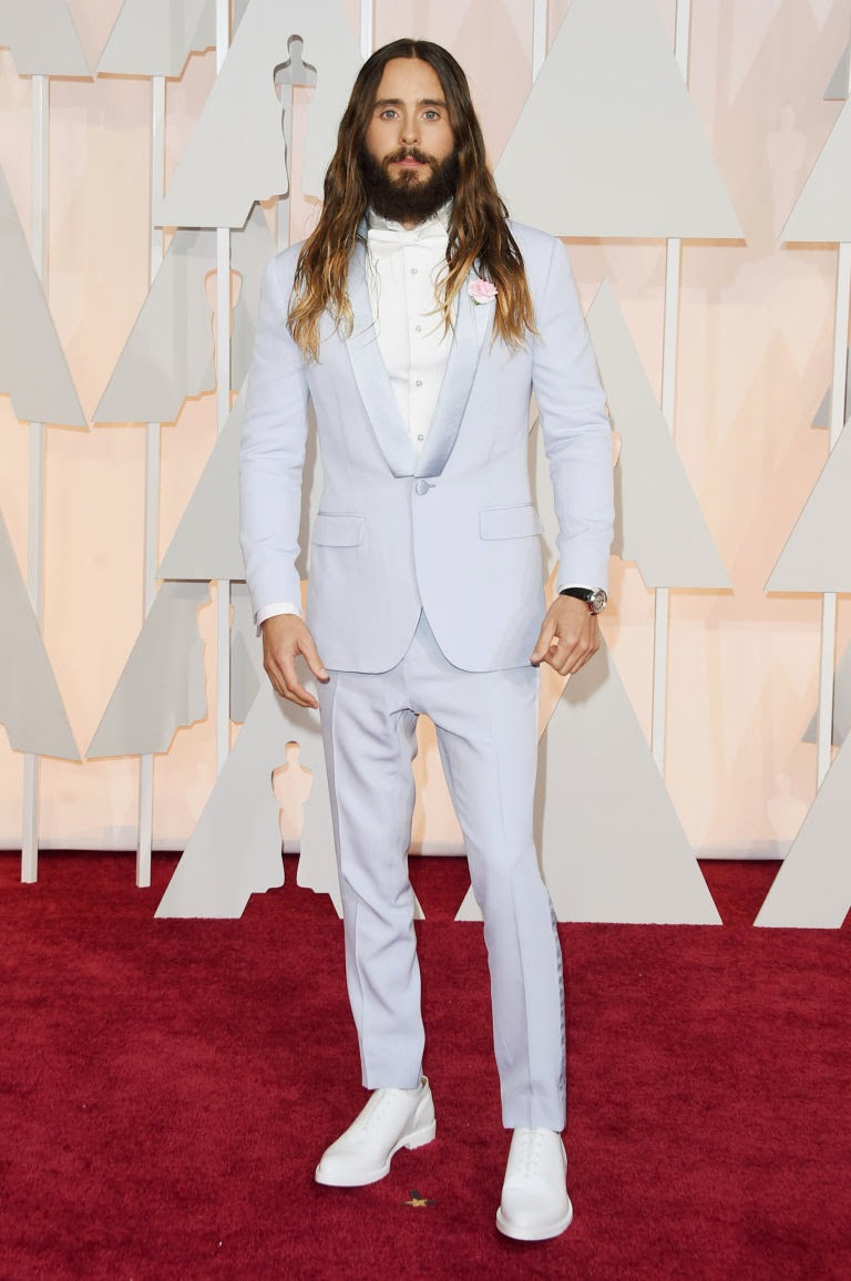 Jared+lETO+Givenchy-Oscars-2015