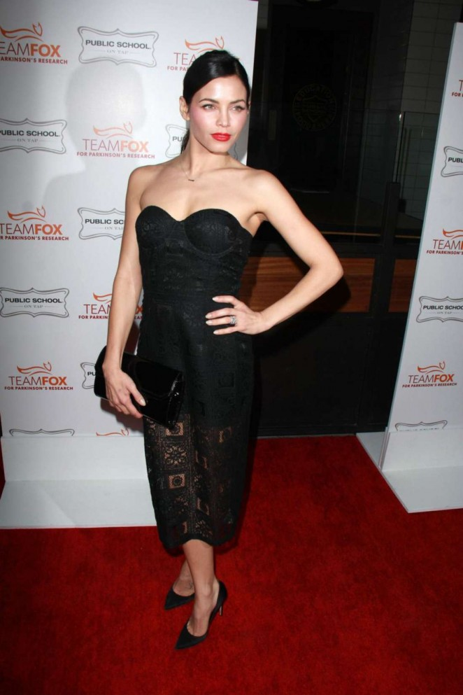 Jenna Dewan Tatum – Raising The Bar To End Parkinson Event in Sherman Oaks