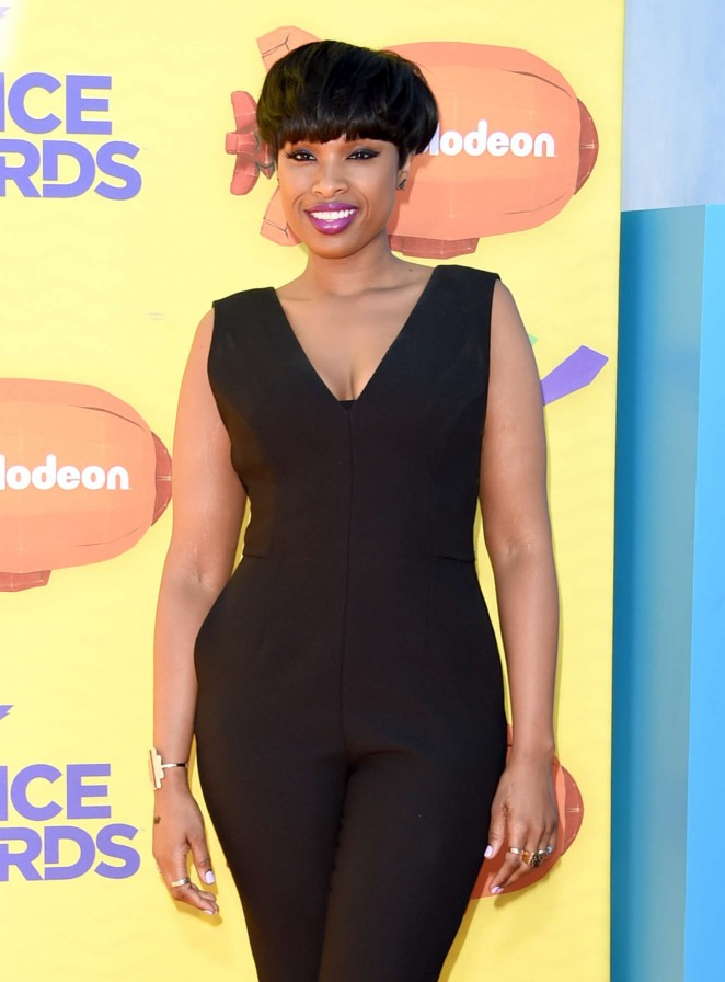 Jennifer-Hudson-in- Tamara -Mellon- 2015-Nickelodeon-Kids-Choice-Awards-