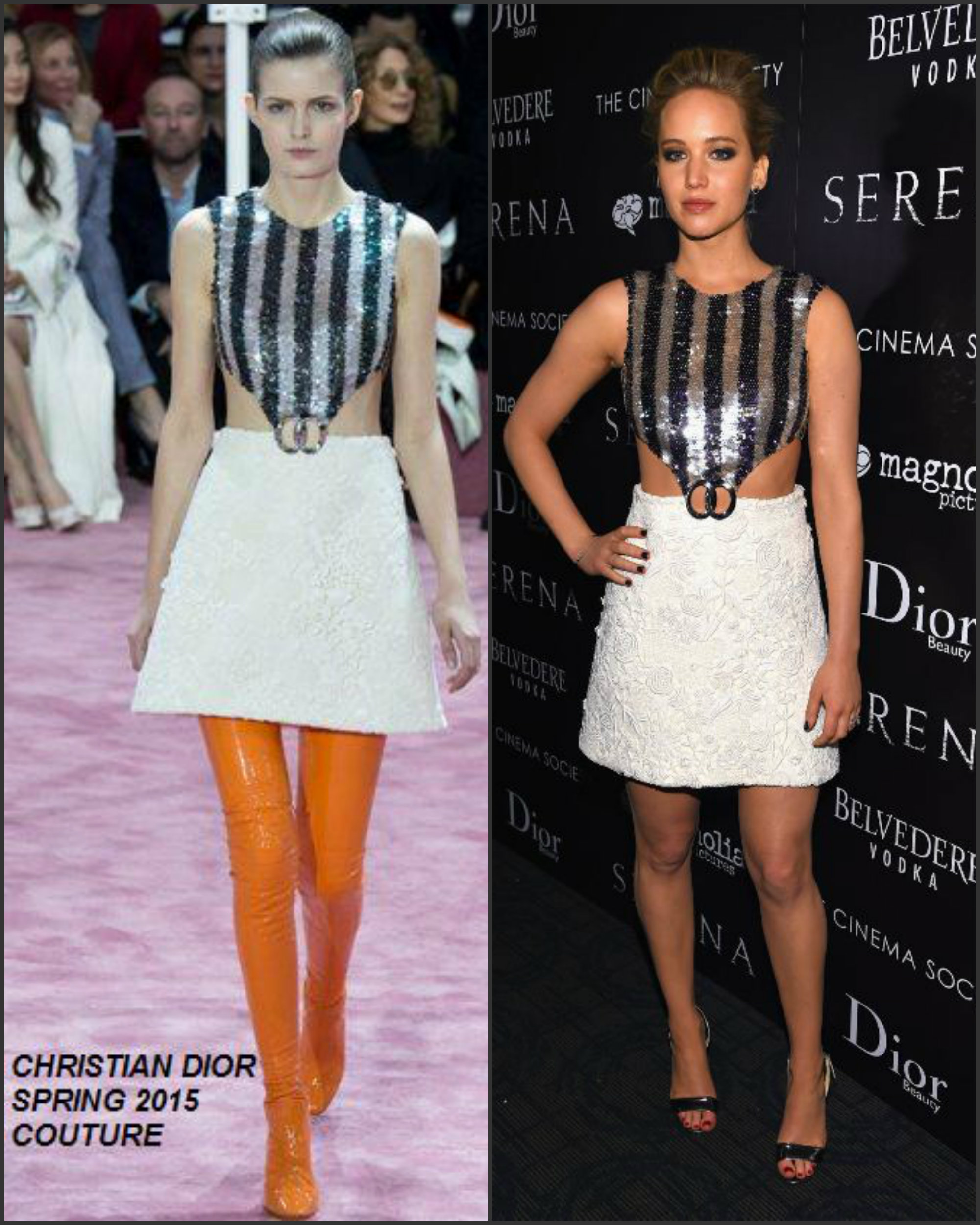 Jennifer-Lawerence-in-Christian-Dior-Couture-at-the-Serena-Screening