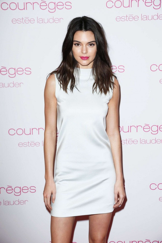 Kendall-Jenner--Courreges-and-Estee-Lauder-Dinner-Party-